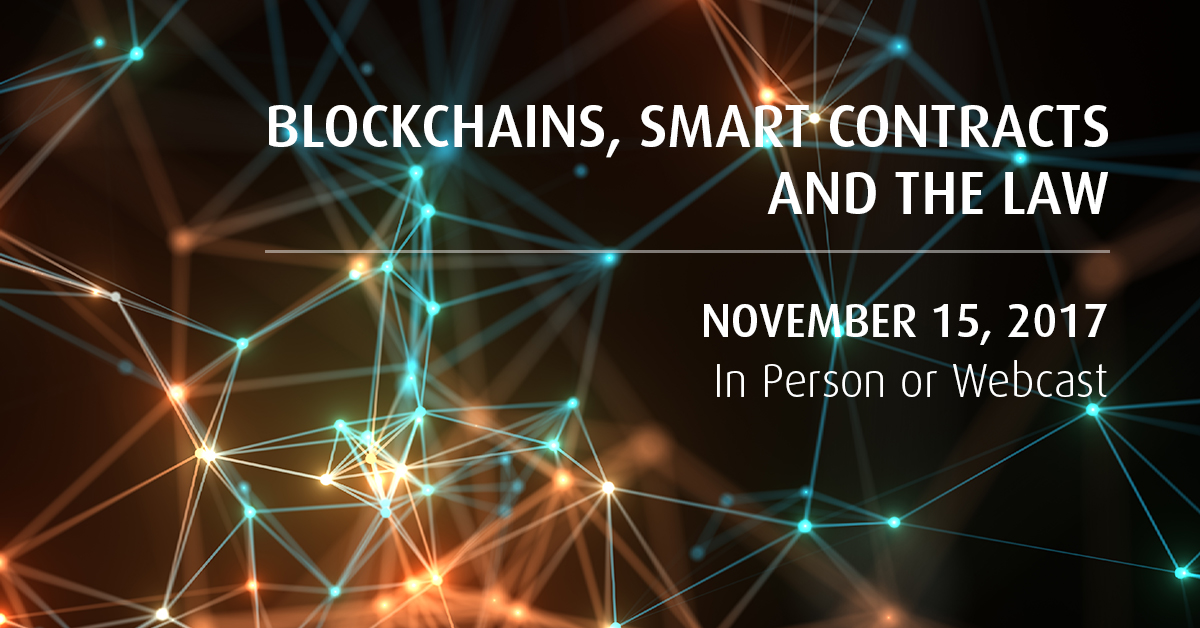 blockchain smart contracts