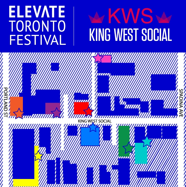 Elevate Toronto King West Social
