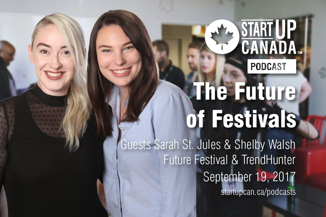 startup canada podcast