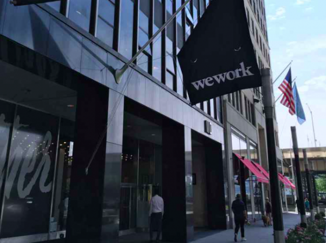 Wework office