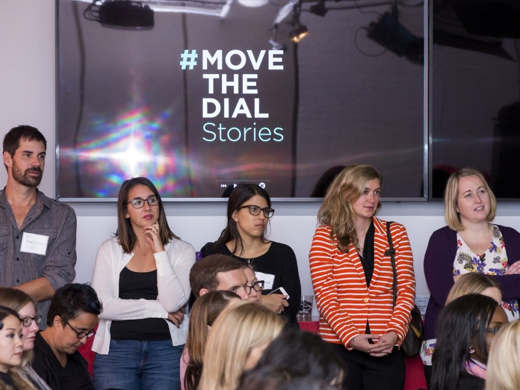 #movethedial stories