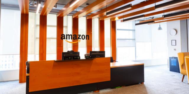 Amazon Vancouver Office