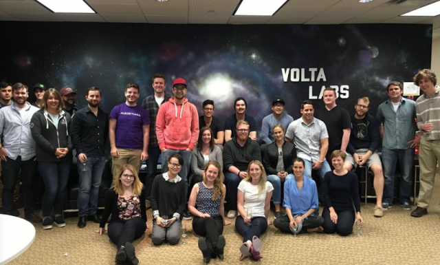 Volta Labs team in Halifax