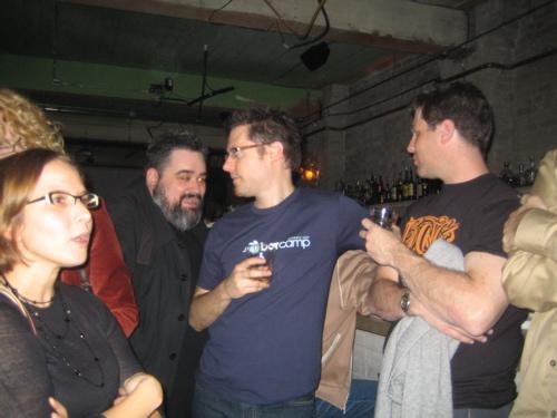 David Crow BarCamp