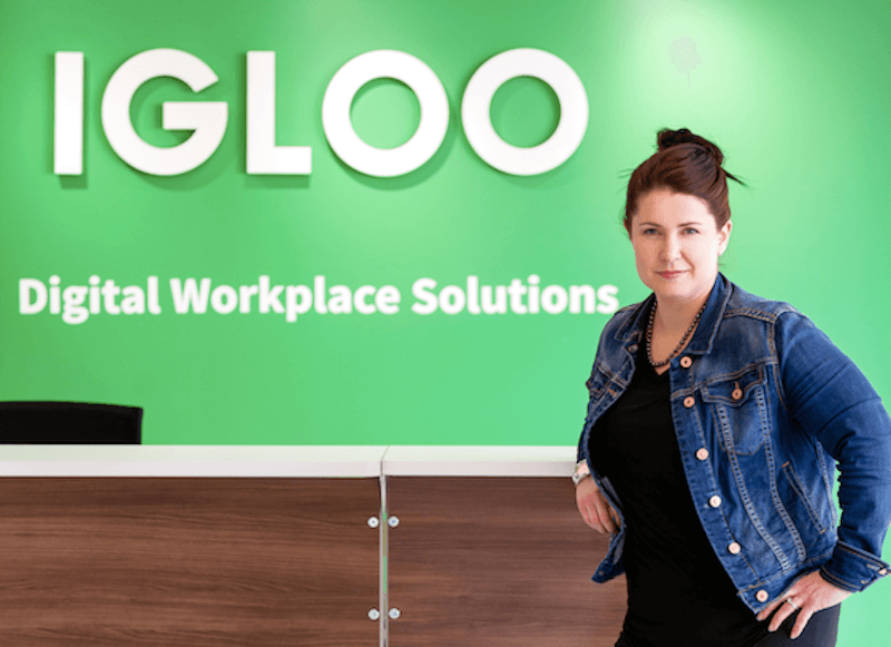 Igloo Software Julie Forsythe