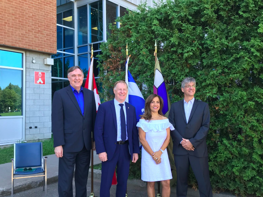 Centre québécois d'innovation en biotechnologie