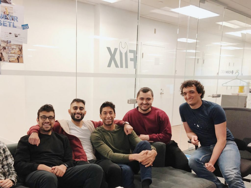 Fiix team