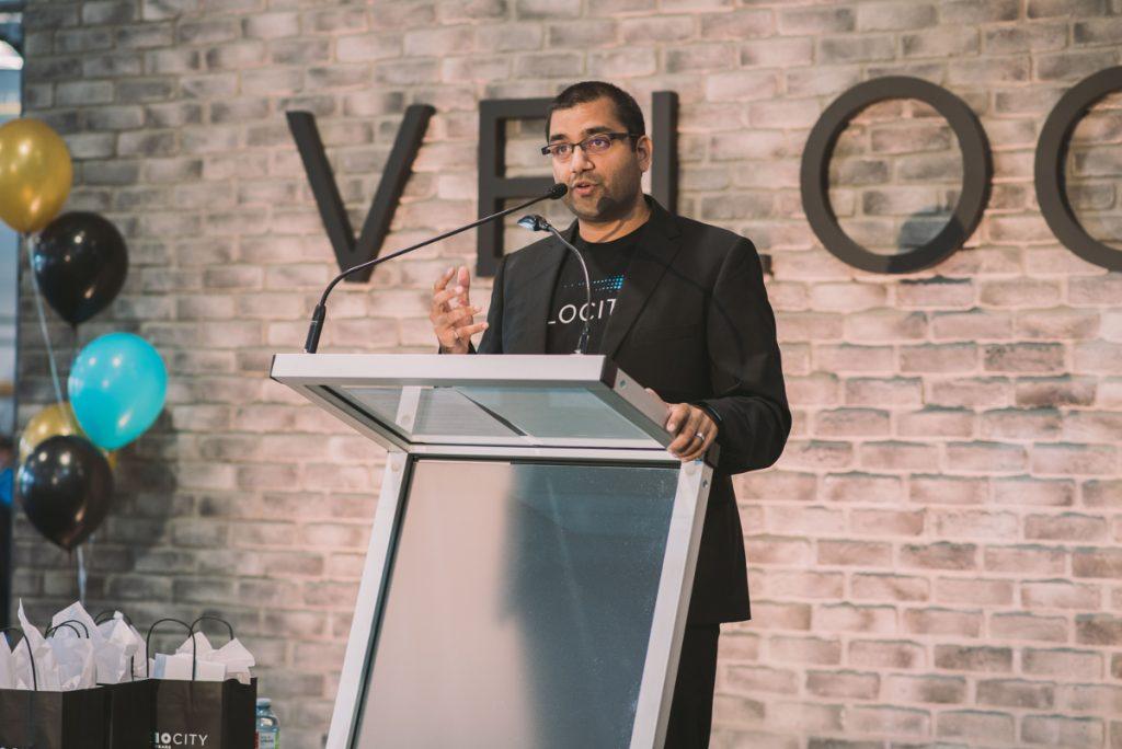 Jay Shah Velocity