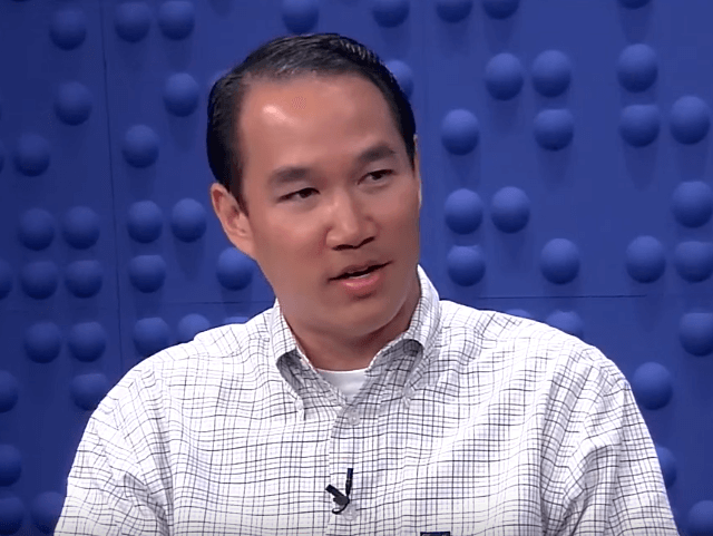 Michael Yang OMERS Ventures