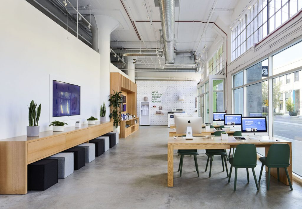 Shopify LA Interior