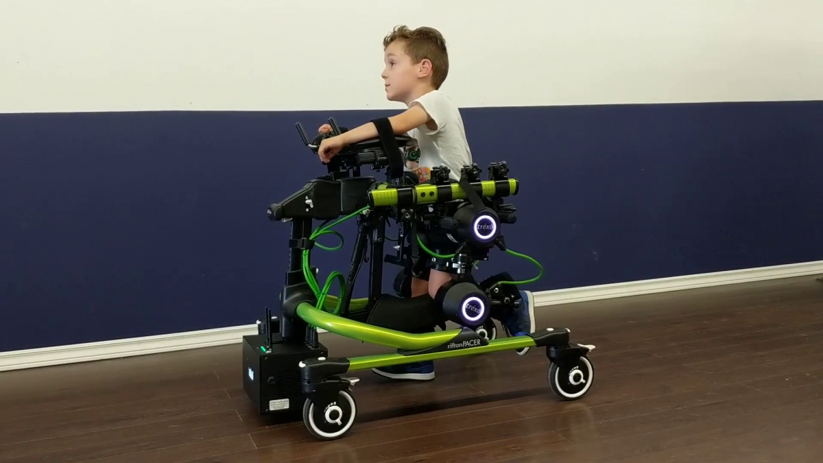 Trexo Robotics wants to redefine mobility for children with disabilities