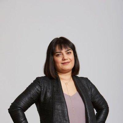 Solmaz Shahalizadeh