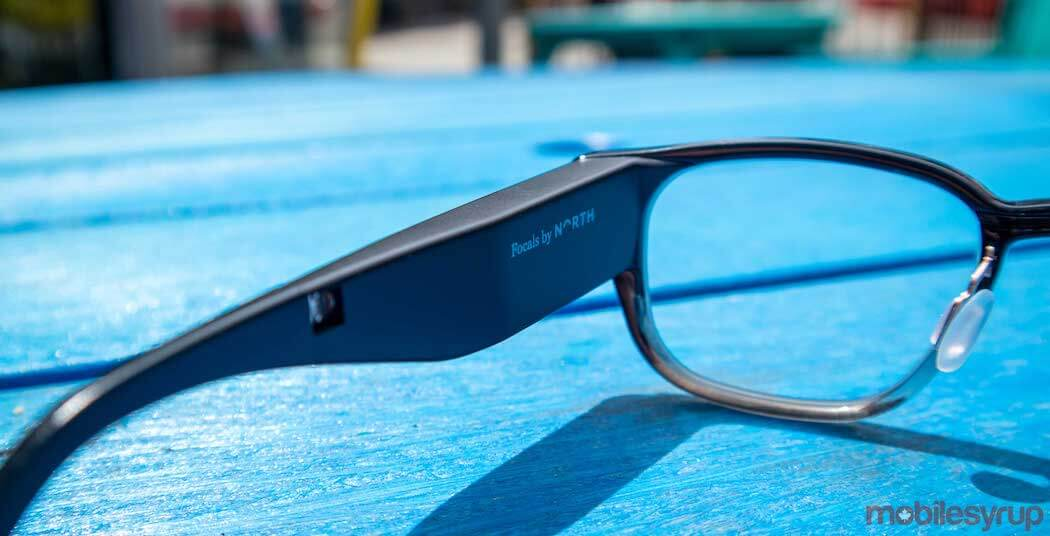 Waterloo-based North's Focals AR smart glasses now feature Slack integration