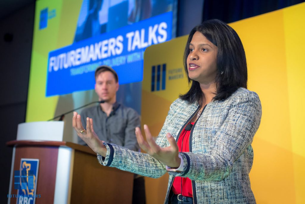 Lakshmi Baskaran RBC #FutureMakers