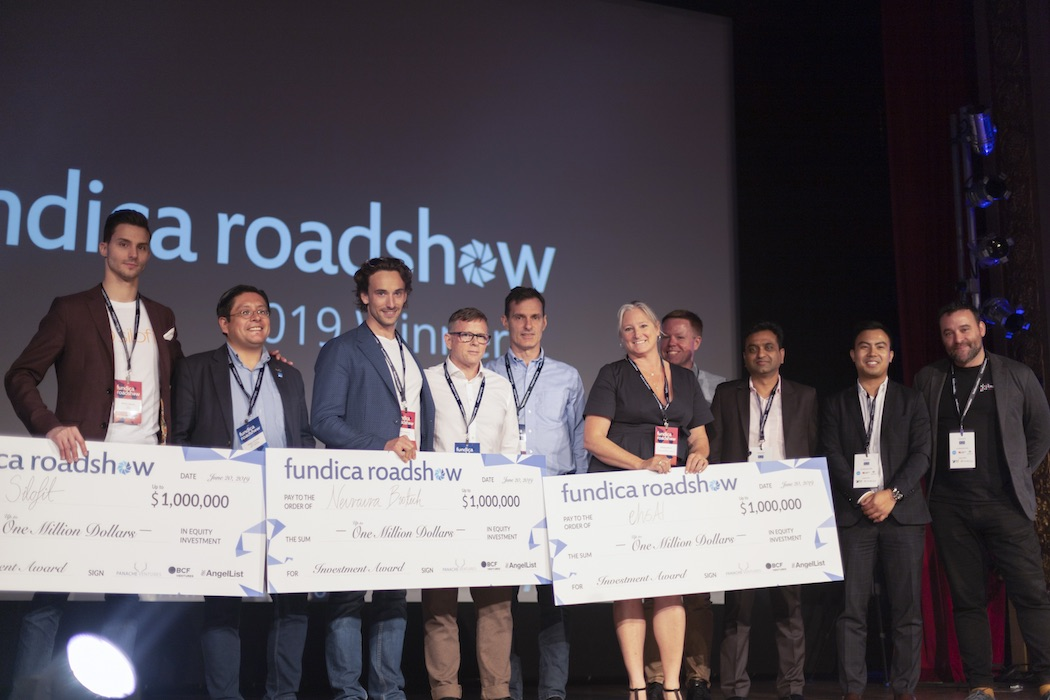 Fundica Roadshow 2019