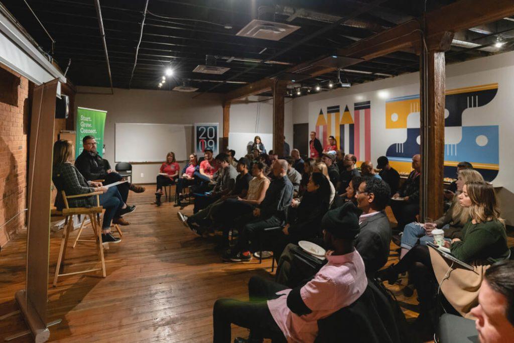 Startup Edmonton Microsoft for Startups