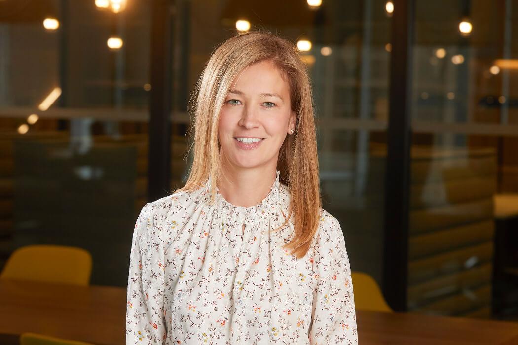 Laura Lenz OMERS Ventures