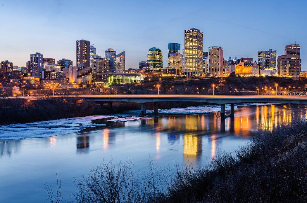 Edmonton Thawing