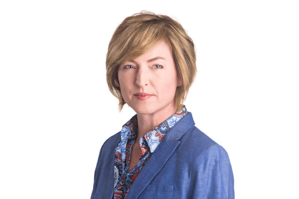 Lori Weir, CEO + co-founder of Four Eyes Financial