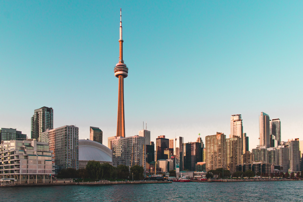 The City of Toronto, from the water
