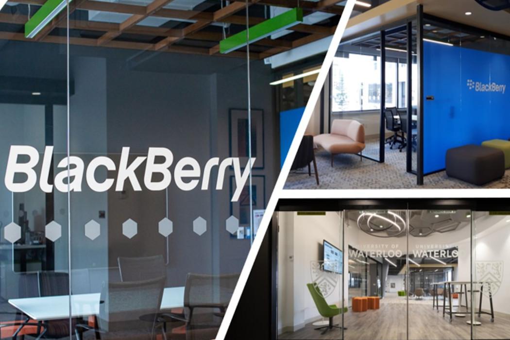BlackBerry University of Waterloo partnership
