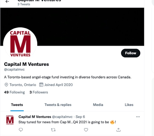 Capital M/Bay Mills screencap